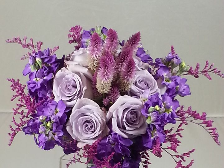 Tmx 1474913310919 Lavender Bouquet 92016 Bensalem wedding florist
