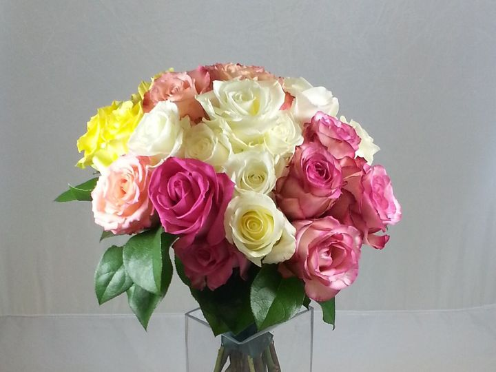 Tmx 1474913550823 Rose Bouquet 92016 Bensalem wedding florist