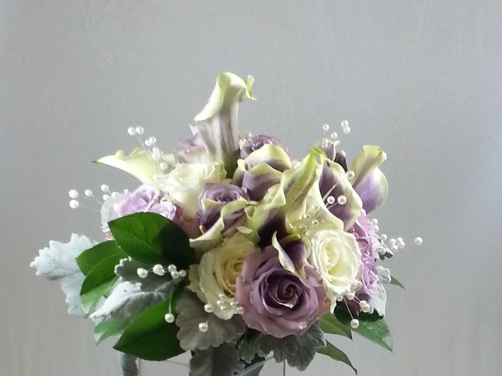 Tmx 1474913616749 Roses Callas Pearls 92016 Bensalem wedding florist