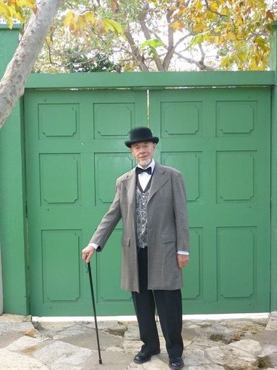 Docents Available for Tours