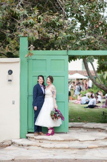 Adorable Picnic-style Wedding