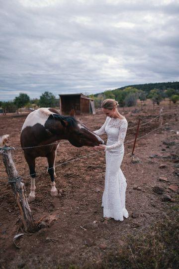 Colorado Ranch Wedding, JM Wed