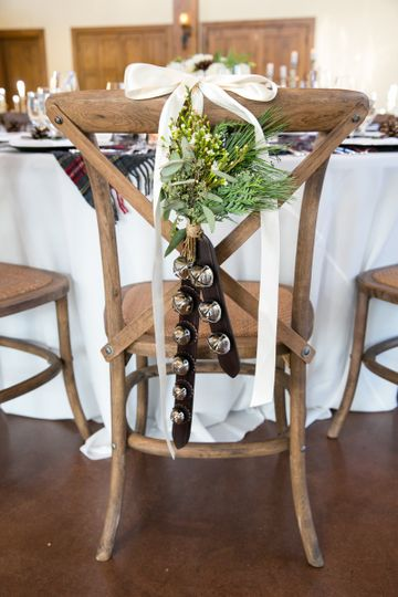 Winter Wedding design, JM Wed