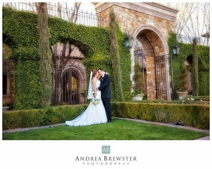 Villa Siena Wedding, Performed by Phoenix Minister, Reverend Amy Miller