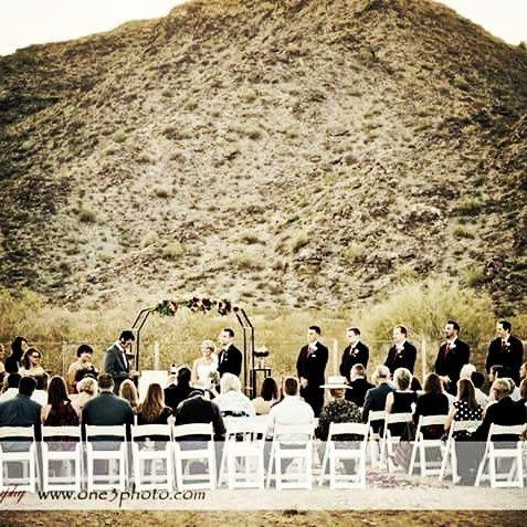 Phoenix Desert Wedding Performed. By Reverend Amy Miller Phoenix Wedding Officiant