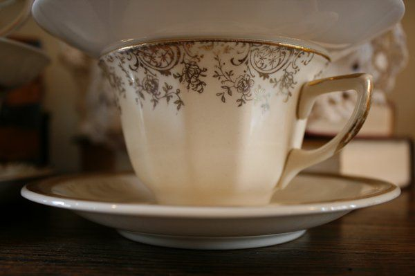 Vintage Tea/coffee cups