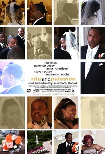Rita and Palemon's Wedding Movie Poster