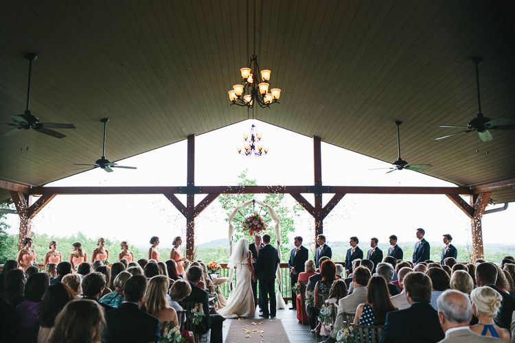Wolf Mountain Wedding
