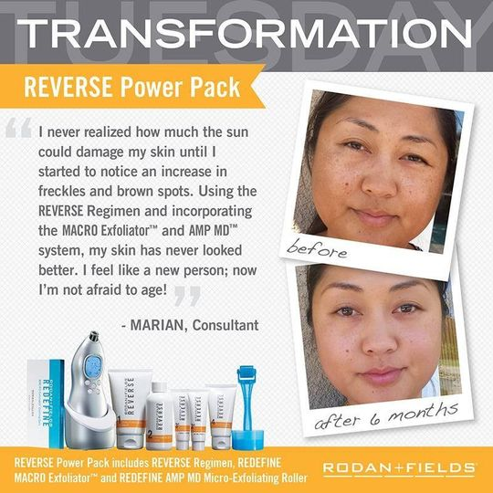 transformation reverse power pack