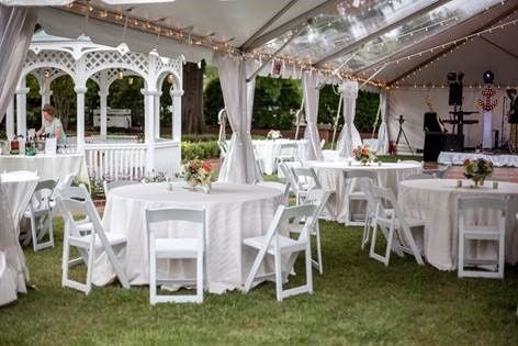 Tmx 1501611716429 Lindays Tent Set Up Fort Monroe, VA wedding venue