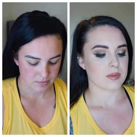 Soft Cool Toned Look
