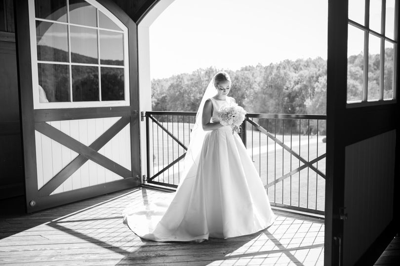 Bridal portrait - Melissa Diane Photography, LLC