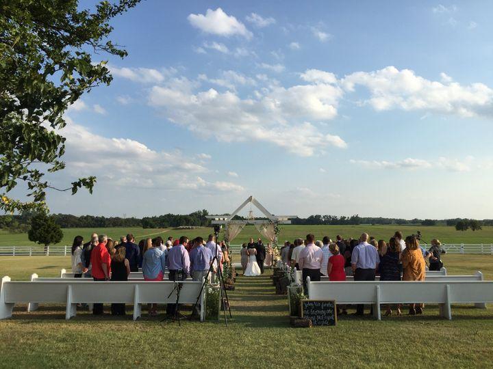 Tmx 2 2 Cermeony 51 581983 Oklahoma City, Oklahoma wedding dj