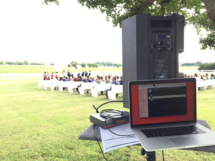 Tmx 2 3 Ceremony 51 581983 Oklahoma City, Oklahoma wedding dj
