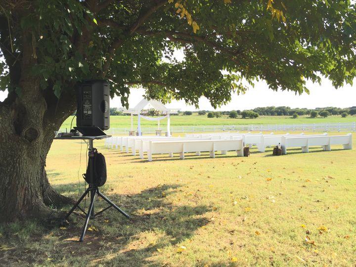 Tmx 2 Ceremony Setup 51 581983 Oklahoma City, Oklahoma wedding dj
