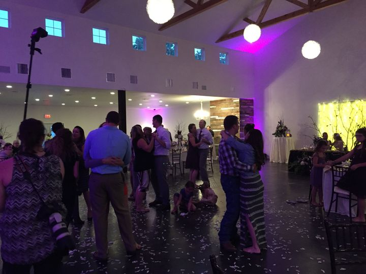Tmx 4 Up Ligths 51 581983 Oklahoma City, Oklahoma wedding dj