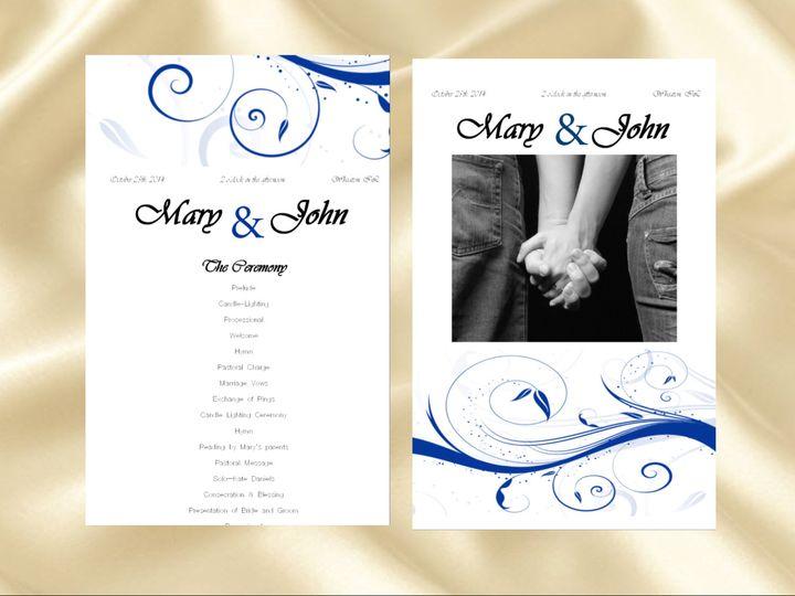 Tmx 1461347206652 Picture2 Carol Stream wedding invitation