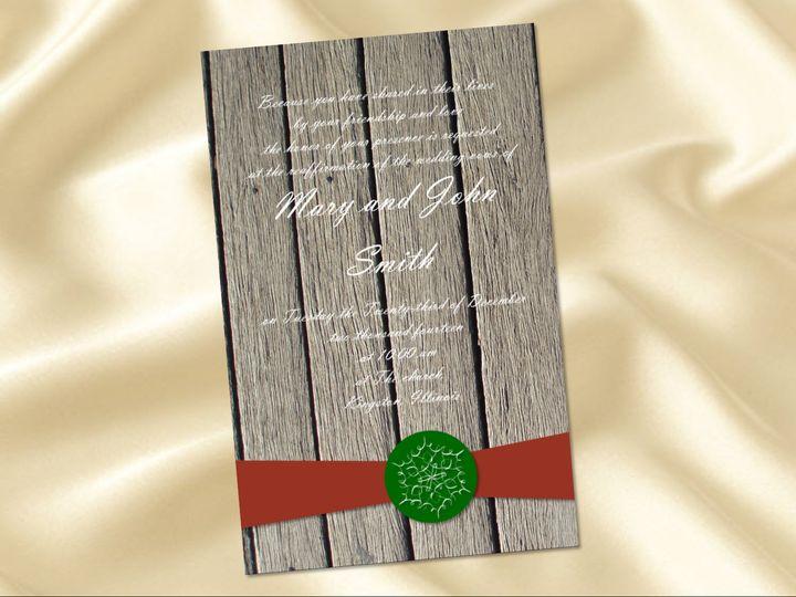 Tmx 1461347219449 Picture3 Carol Stream wedding invitation