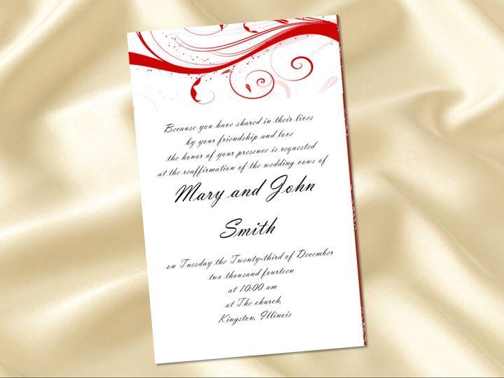 Tmx 1461347255293 Picture6 Carol Stream wedding invitation