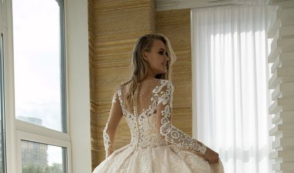 Wedding Dress Fantasy (Couture De Bride)