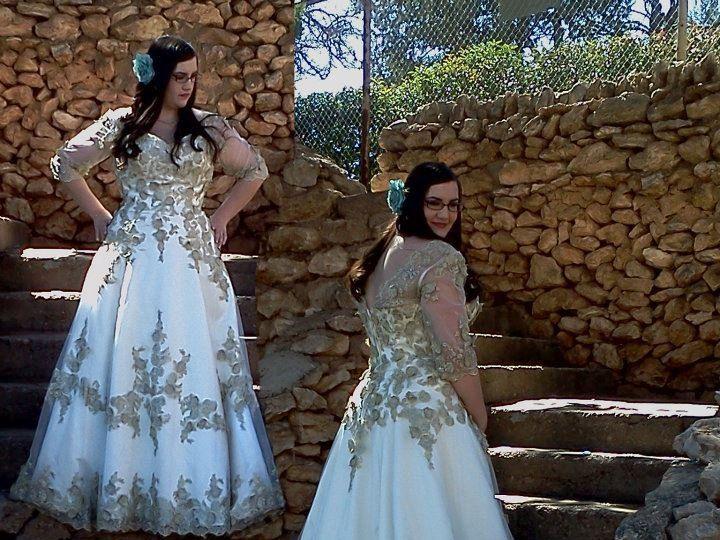 Tmx 1343240068532 Scarlett Teaneck, NJ wedding dress