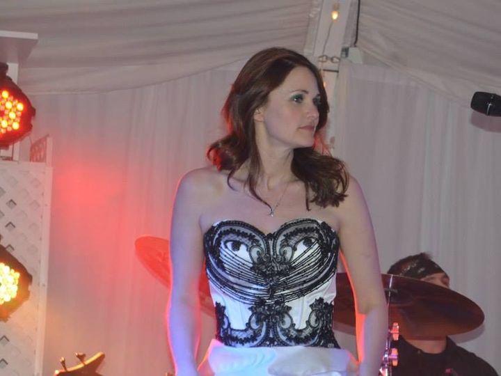 Tmx 1403636302260 Amya3 Teaneck, NJ wedding dress