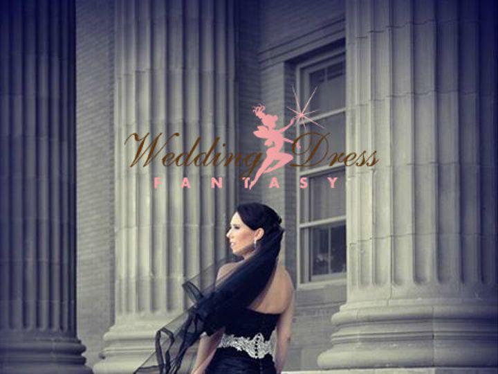 Tmx 1446754250582 Blackweddingdresslynno3logo Teaneck, NJ wedding dress