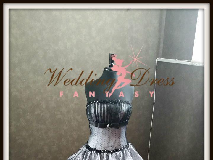 Tmx 1452620265330 Gothicweddingdressdots Teaneck, NJ wedding dress
