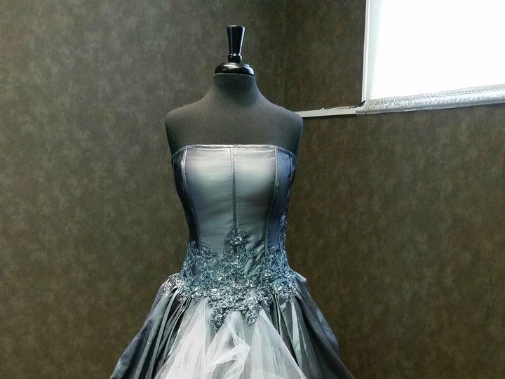 Tmx 1452620284369 Gray Wedding Dress Teaneck, NJ wedding dress