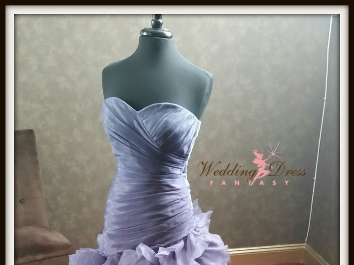 Tmx 1452620299776 Grayweddingdress1 Teaneck, NJ wedding dress