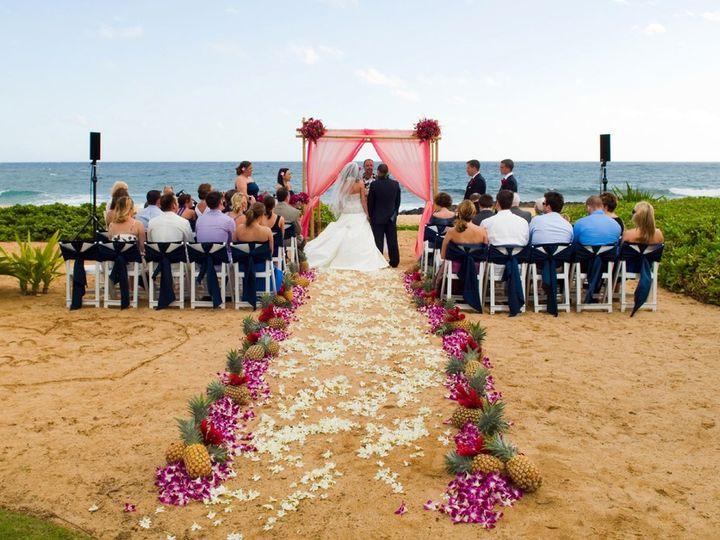 Tmx 1344543776277 Beachwedding Koloa, HI wedding venue