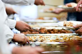 Naples Wedding Catering by Friscos