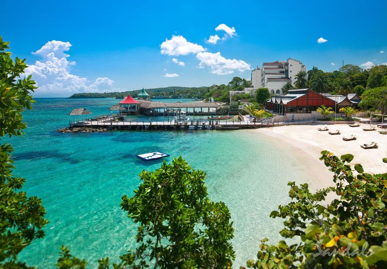 Sandals Ochi Beach Resort located in Ocho Rios Jamaica