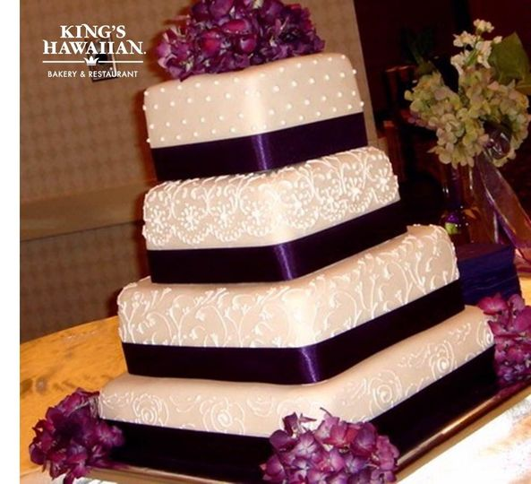 kings hawaiian cake king s hawaiian bakery wedding cake torrance ca 5319