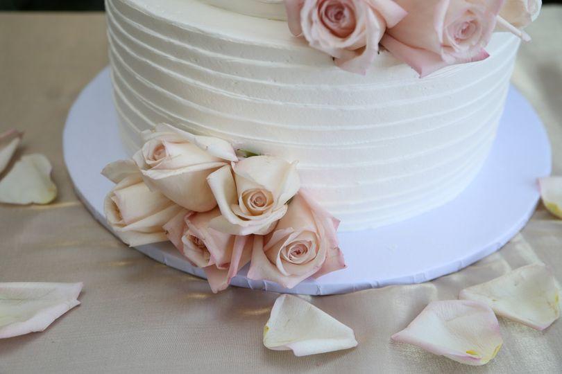 Kings Hawaiian Bakery Wedding Cake