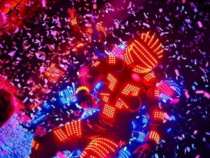 Tmx Led Robot 51 910093 162188420518024 Miami, FL wedding dj