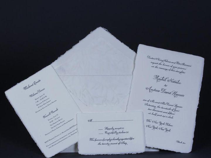 Tmx 1479312823516 Bobbie Herman 2 White Plains wedding invitation