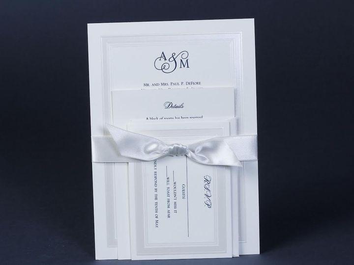 Tmx 1479312924277 Bobbie Herman 16 White Plains wedding invitation