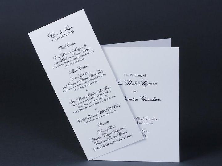 Tmx 1479390182647 Bobbie Herman 29 White Plains wedding invitation