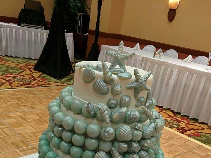 Tmx 1448930131131 Weddingcakeballcake Saint Charles wedding favor