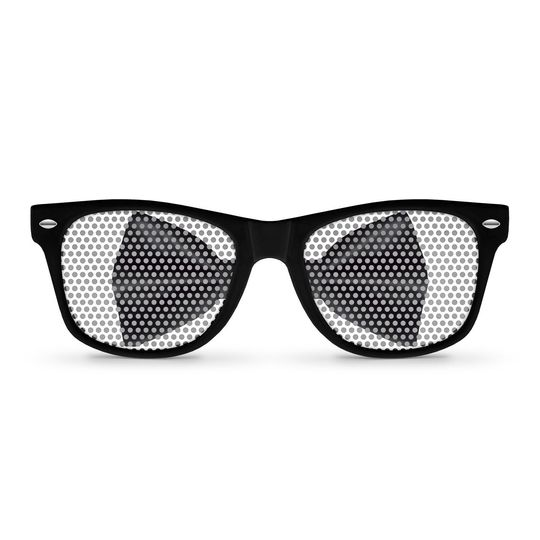 bow tie sunglasses by eyepste