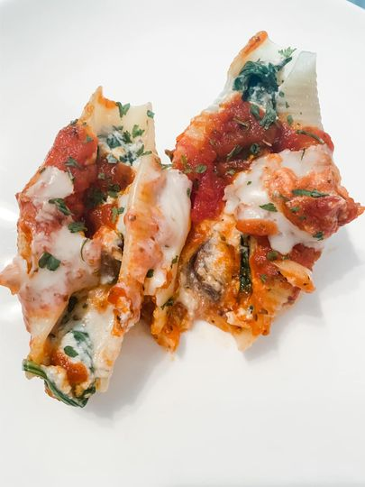 Mouthwatering pasta