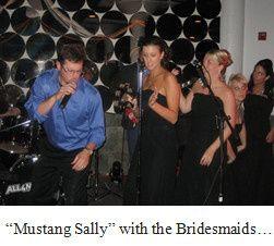 Fun with Bridesmaids