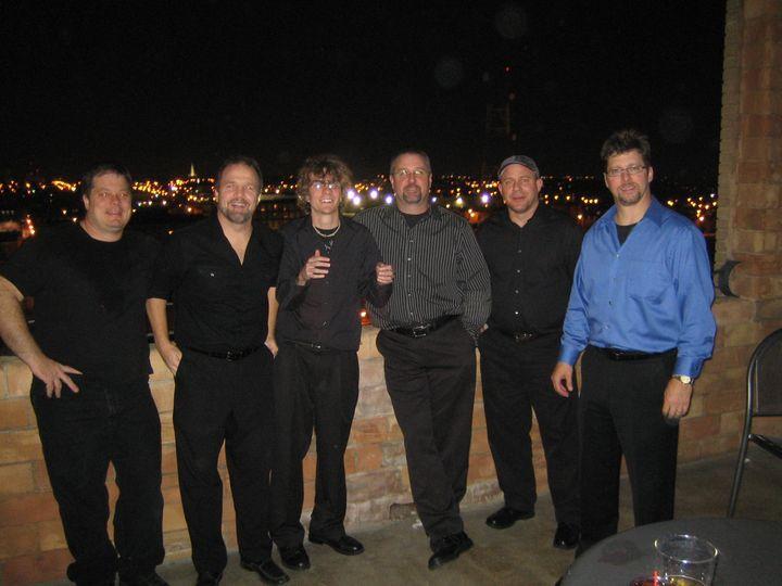 Tmx 1378697705647 Carlson Wedding Nov 09 043 Saint Louis wedding band