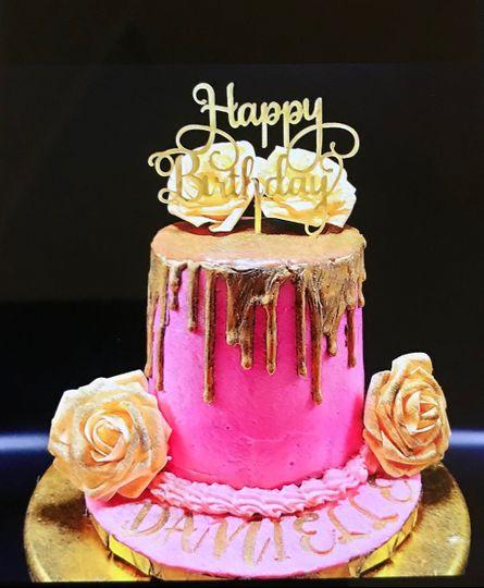 Pink Velvet Birthday