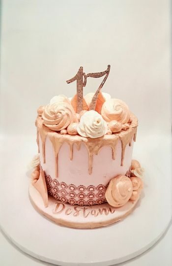 Rose Gold Birthday