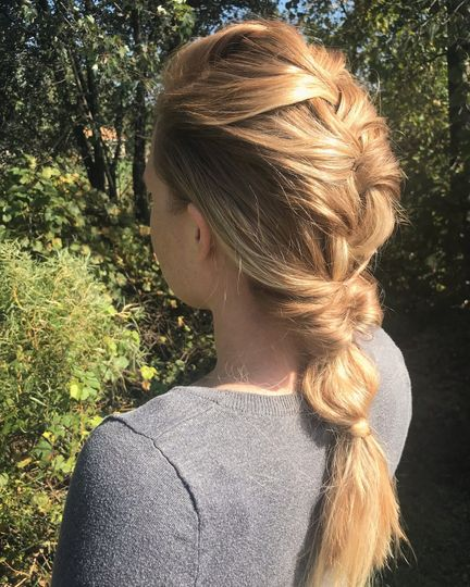 Uniquely braided