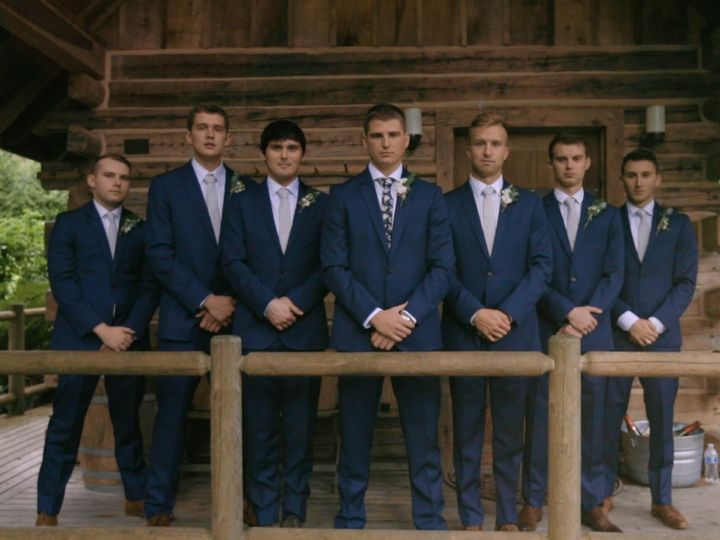Tmx Boys Lined Up 51 1925093 158051807660363 Seattle, WA wedding videography