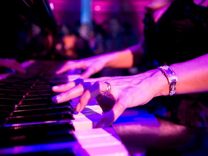 Tmx Stock Photo Playing Piano In Purple 51 355093 160011167782221 Seattle, WA wedding band