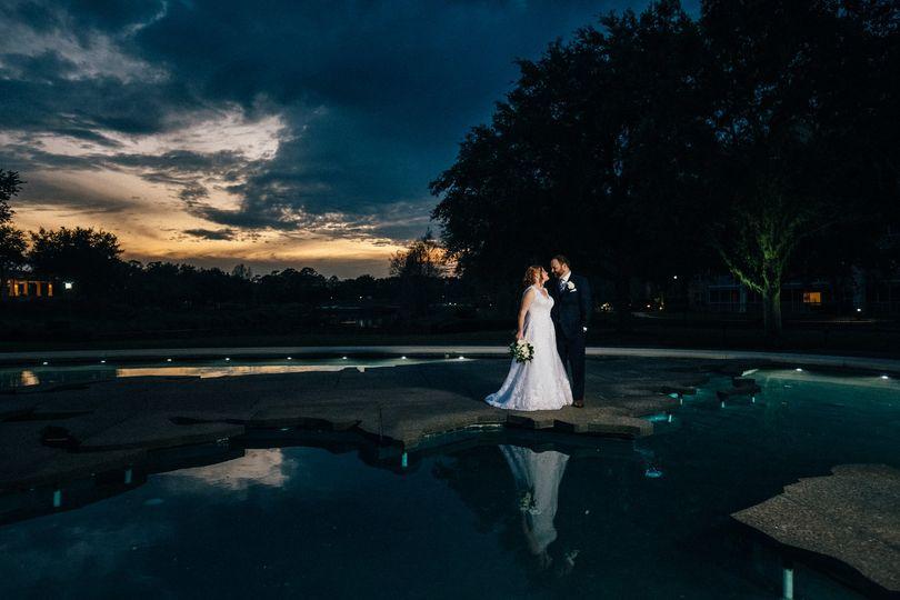 Wedding at World Golf HOF